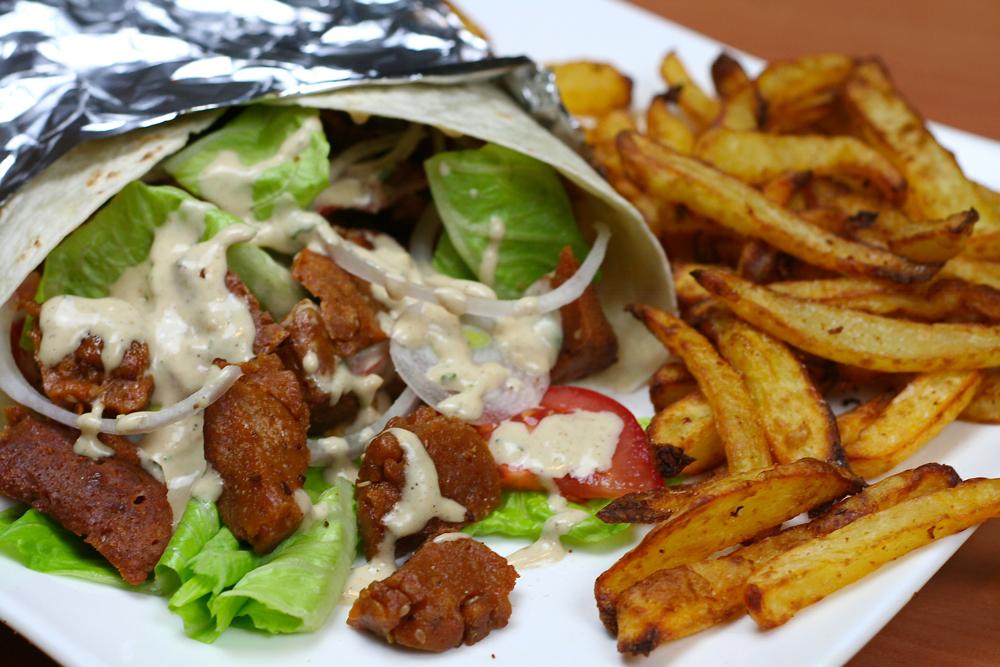 Veggie Dürüm Kebab