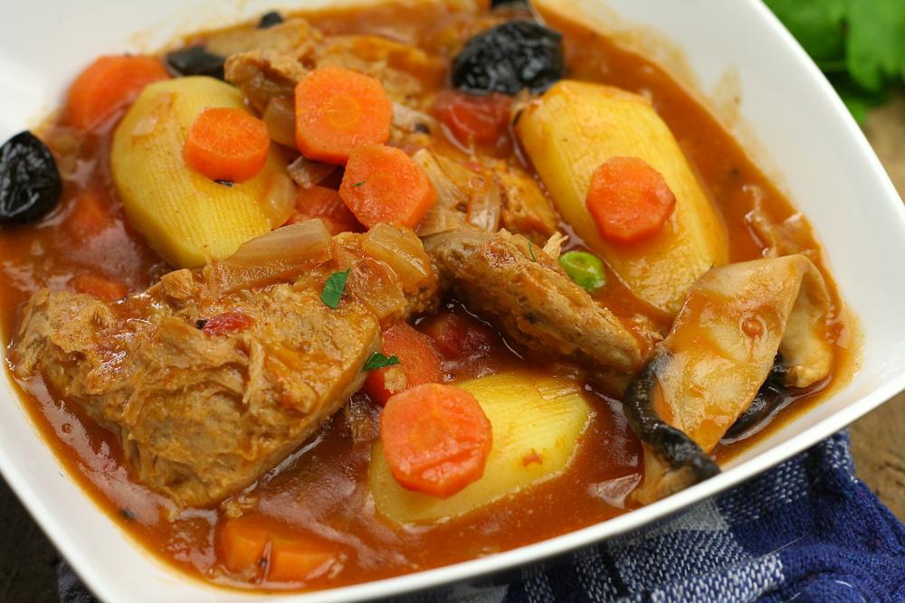 Soja marengo - Les grands classiques de la cuisine francaise ...