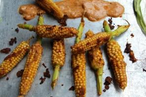 Maïs à l'indienne
