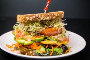Le sandwich «repas complet»
