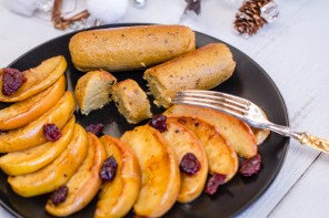 Boudin blanc aux truffes : version végétarienne